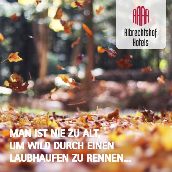 Herzlich willkommen in den Albrechtshof Hotels